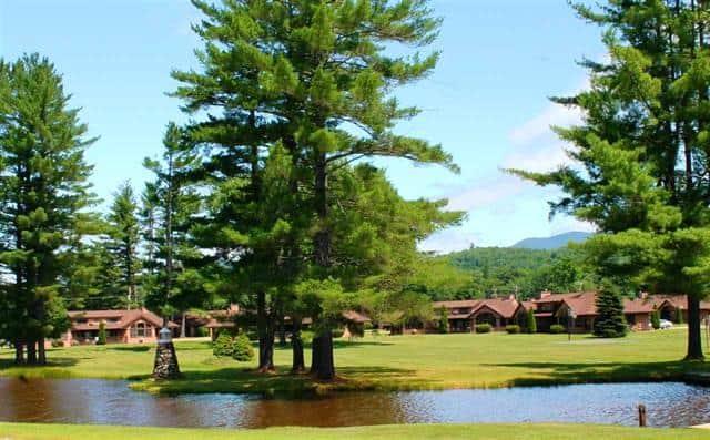 Pond 1640 Daniel Webster Highway#40, Woodstock, NH 03262 Alpine Lakes Real Estate