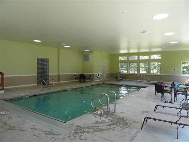 Indoor Pool 1640 Daniel Webster Highway#40, Woodstock, NH 03262 Alpine Lakes Real Estate