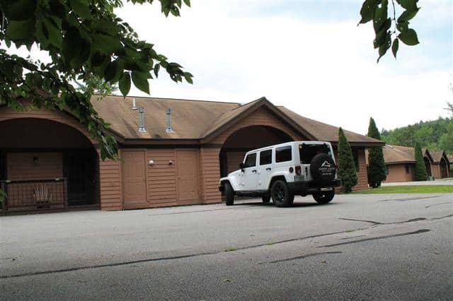 Unit Parking 1640 Daniel Webster Highway#40, Woodstock, NH 03262 Alpine Lakes Real Estate