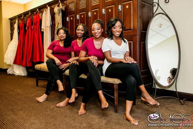Group Photo Makeup