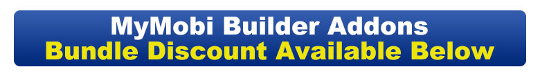mobile builder Addons