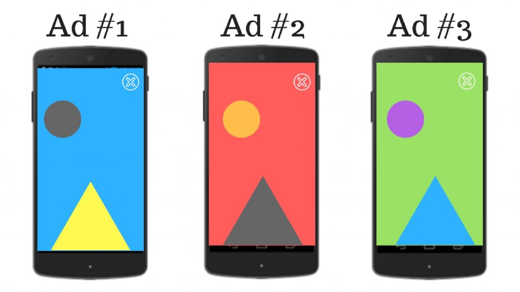 ad color affects ad performance