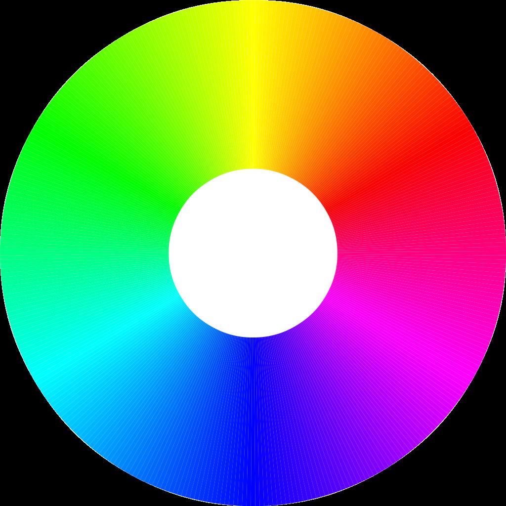 Color Wheel Ezoic Blog
