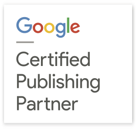 google certified publishing partner