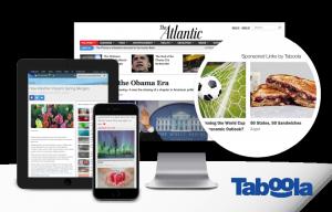 Taboola on multiple devices
