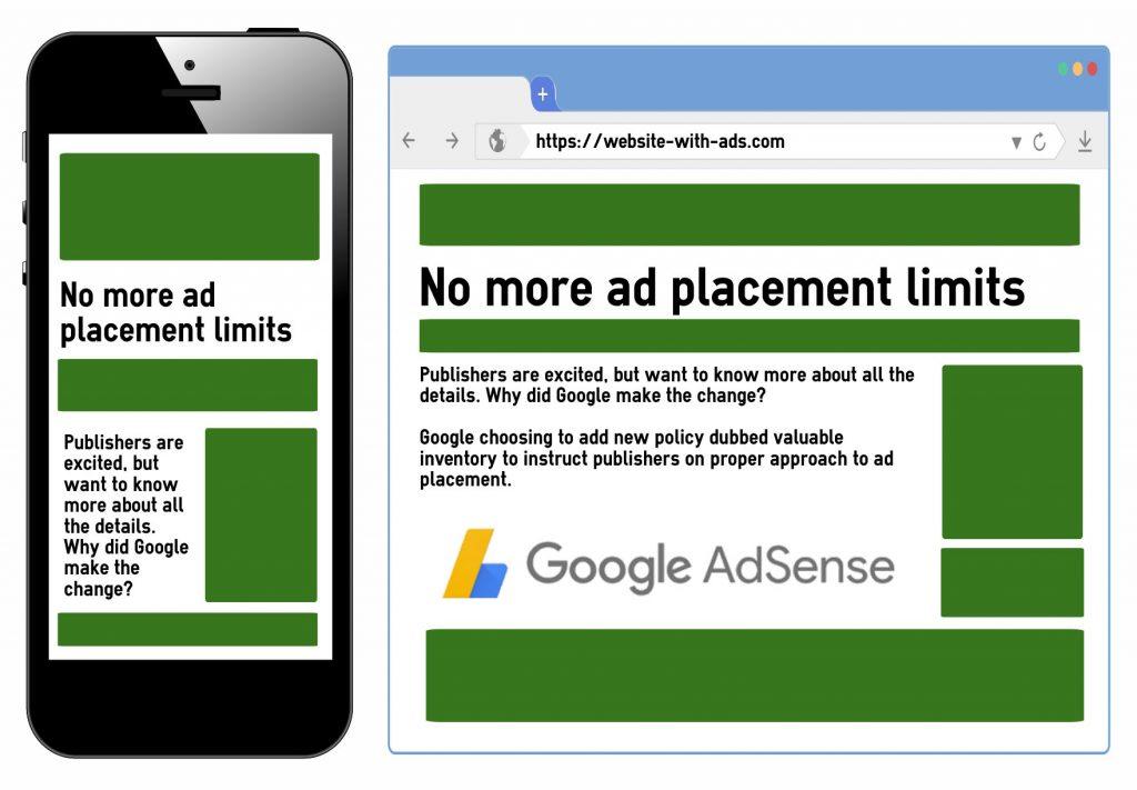 AdSense Removes Ad Limits Per Page - AdSense - Google