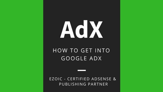 how to get into google ad exchange