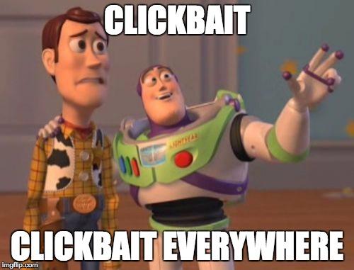 Facebook Clickbait Algorithm