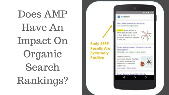 amp impact on seo