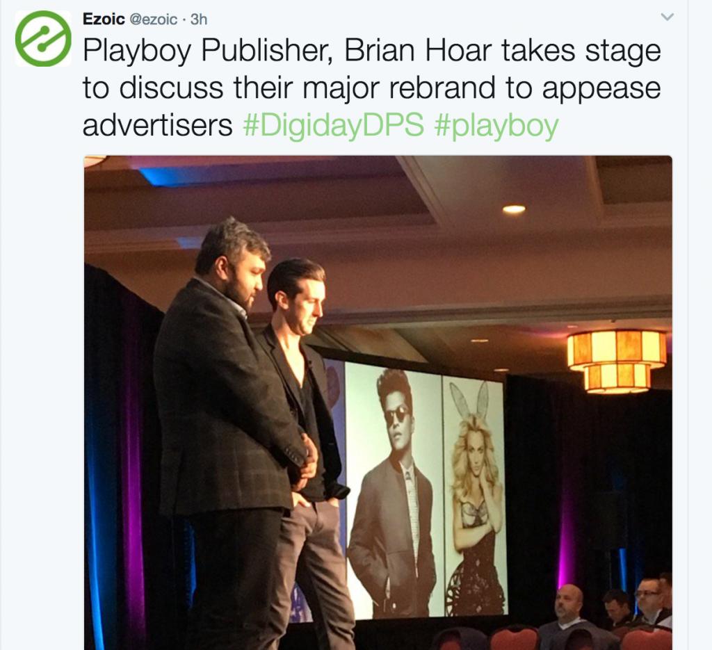 playboy rebrand