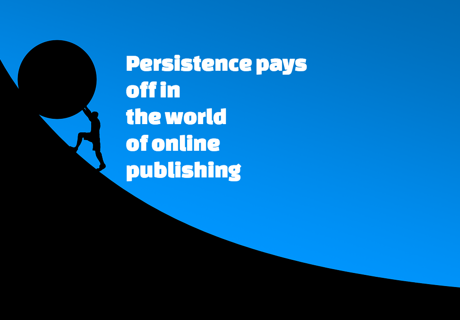 persistence in online publisher