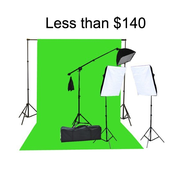 video seo green screen