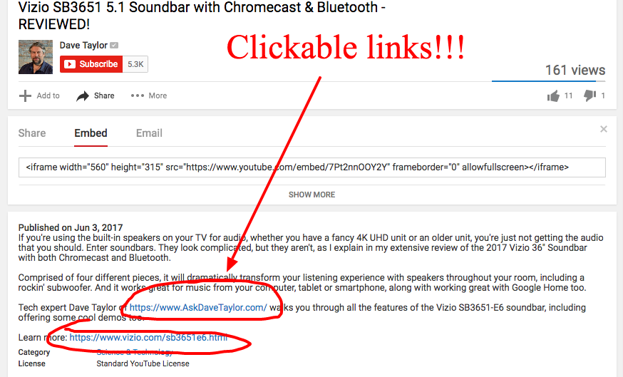 youtube seo backlinks