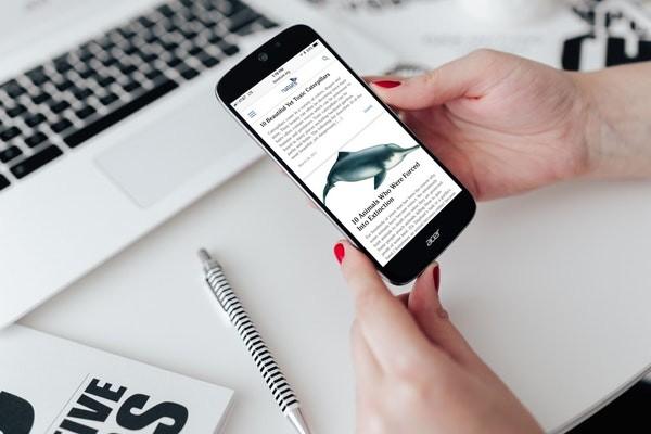 progressive web app design mobile web redesign