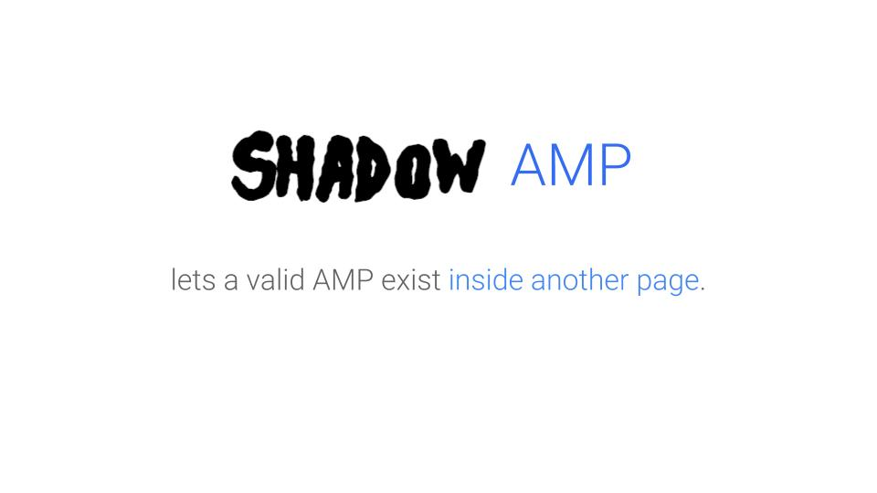 shadow amp