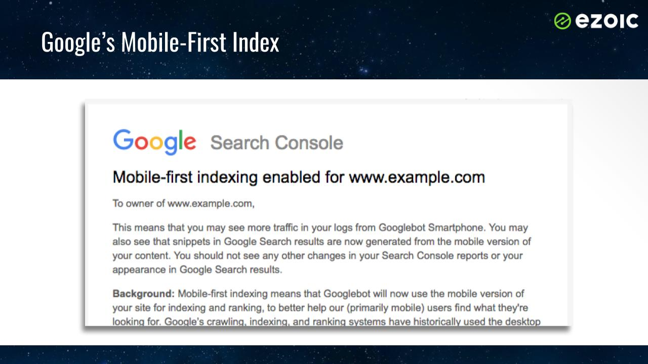 3 New Ways To Improve Google Mobile Results (Post-Mobile