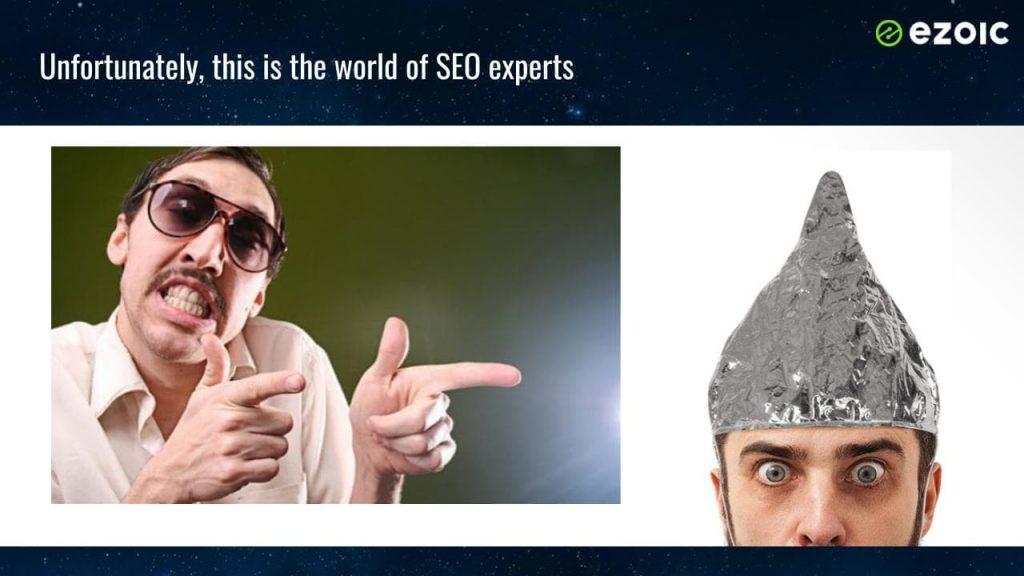 search relevance google core