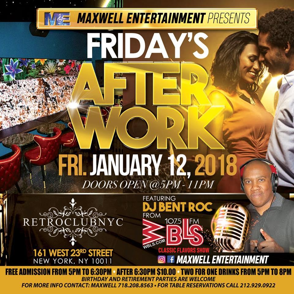 Maxwell Entertainment