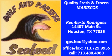 Gulf and Pacific Seafood