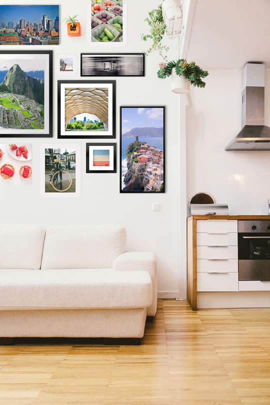 Check us out on apartment therapy - snapbox prints