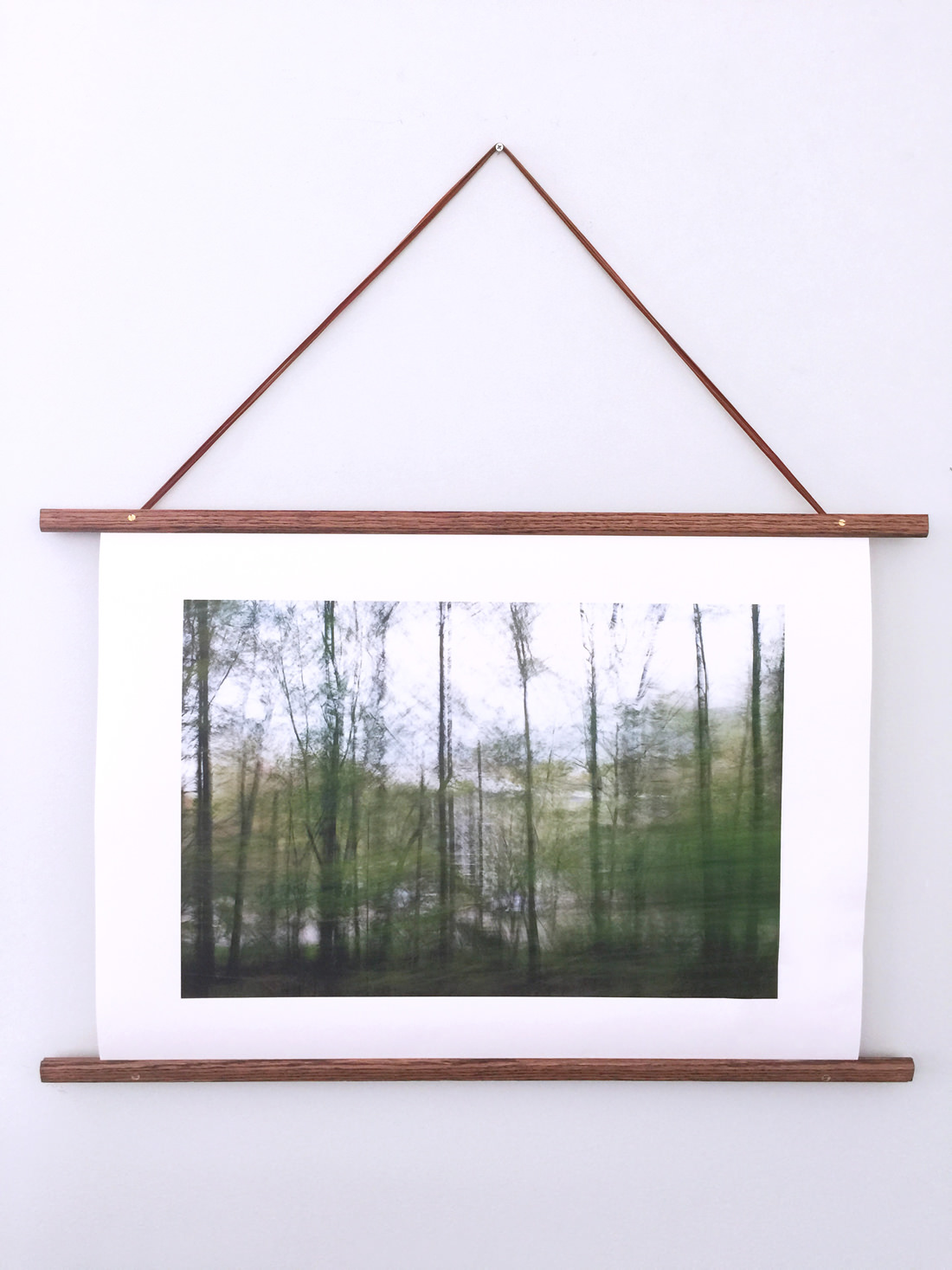 DIY Wooden Poster Frame | Snaps: A Blog from SnapBox