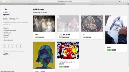Ezzl artists platform