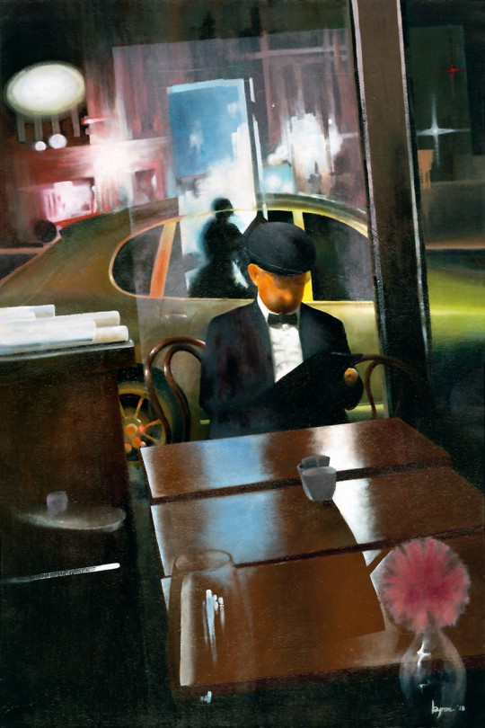 Chauffeur's Reflections