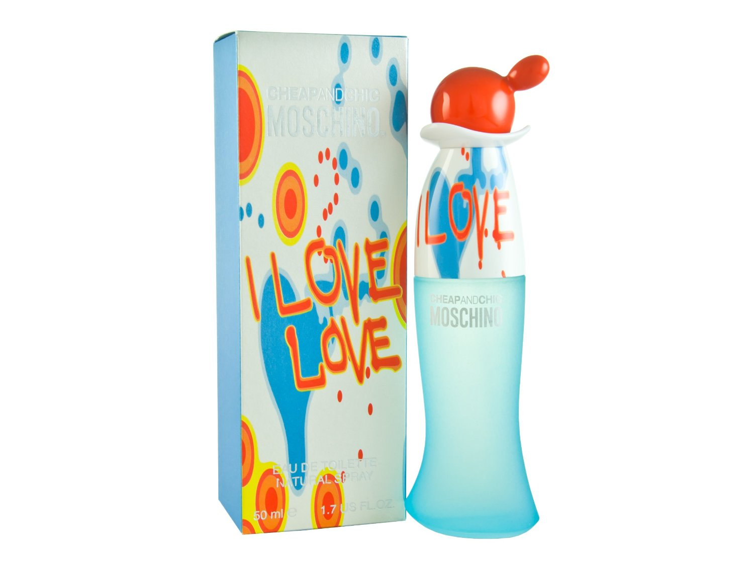 fcfa6fee0d878 MOSCHINO I LOVE LOVE L 1.7OZ EDT SPRAY (RLMOILLS1.7)