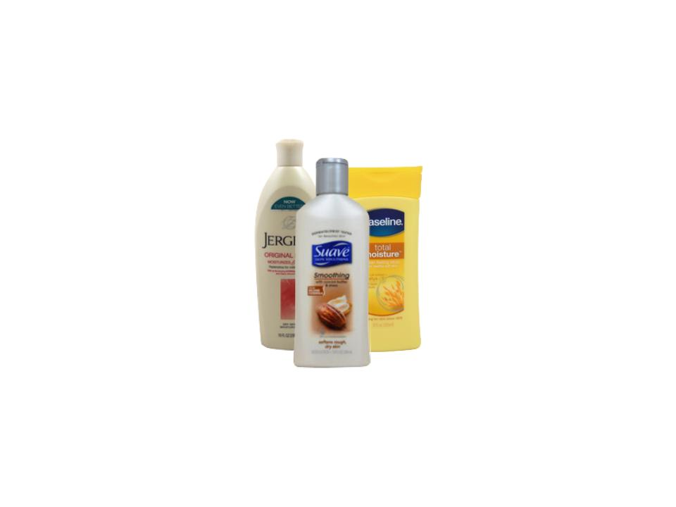 Body Oil Lotions & Moisturizers