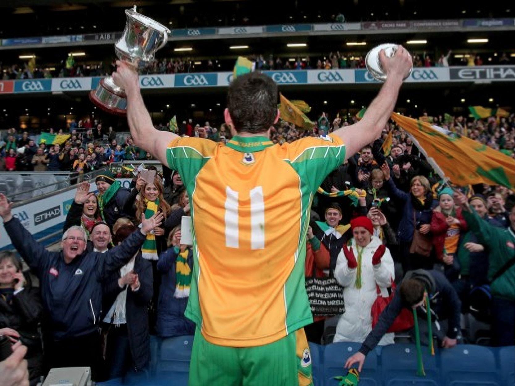 Corofin lift All Ireland Club Title