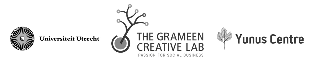 Universiteit Utrect, The Grameen Creative Lab, Yunus Centre