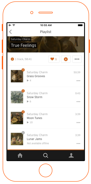 Track not available for offline listening – SoundCloud Help