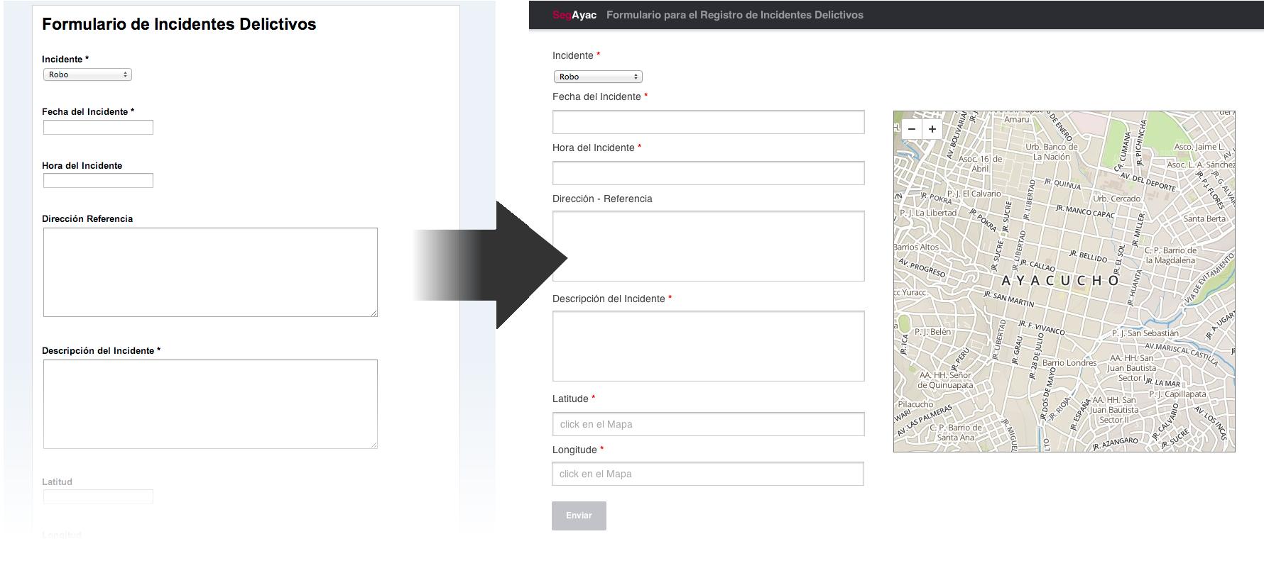 Mapas Dinámicos Rápidos con OpenStreetMap, MapBox.js y Google ...