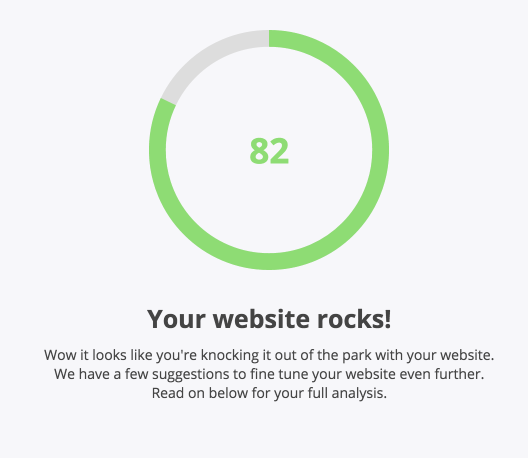 Product Hunt Is An 82! We Have Some More Work To Do 😀