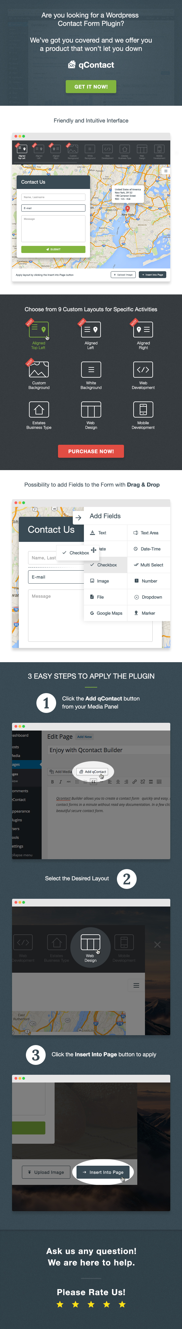 qContact Form Builder - Easy Contact Form - 4