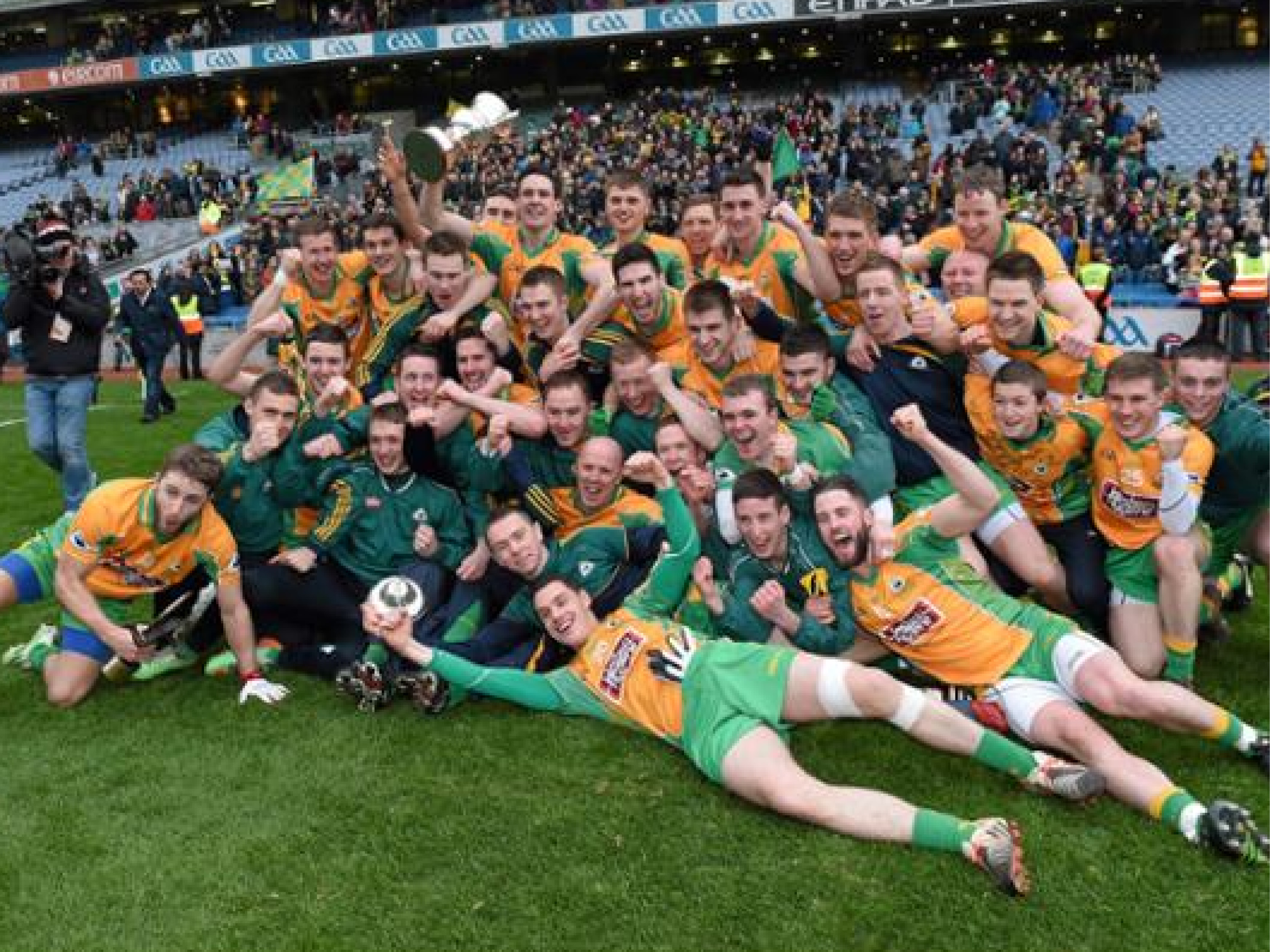 Corofin win All Ireland Football Final with Performa Sports