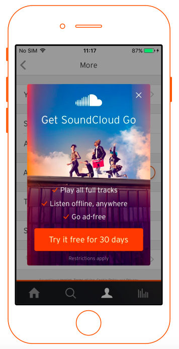 Buy a SoundCloud Go subscription – SoundCloud Help Center