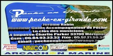 logo Pêche en Gironde