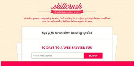 skillcrush newsletter picture