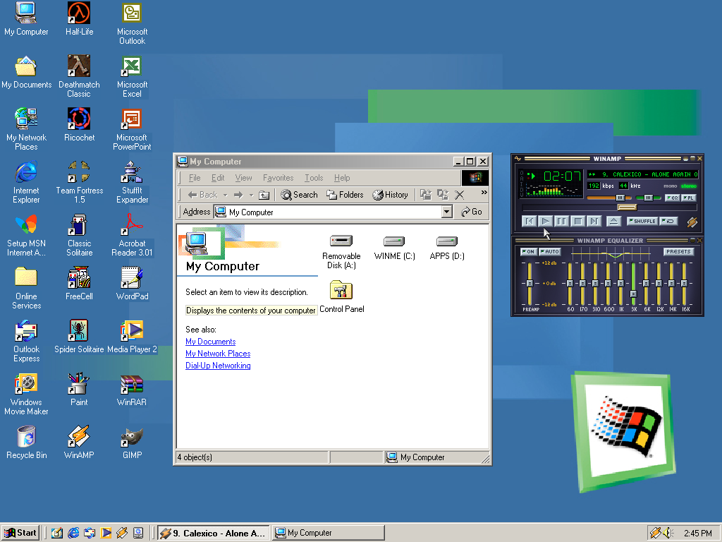 Windows Millennium Edition (DOSBox Port) - The Porting Team
