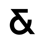 sexy sexy ampersand