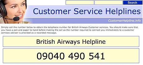 An image containing a telephone number