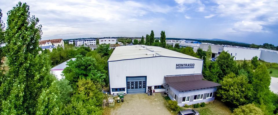 Willkommen bei der Montrasio GmbH!