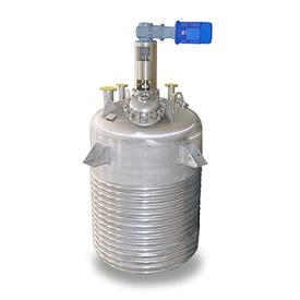 SSR - Reattori con semitubo, PED