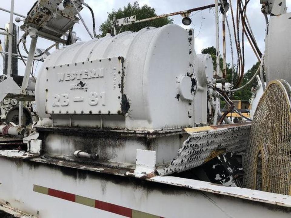 Oilfield Equipment & Parts