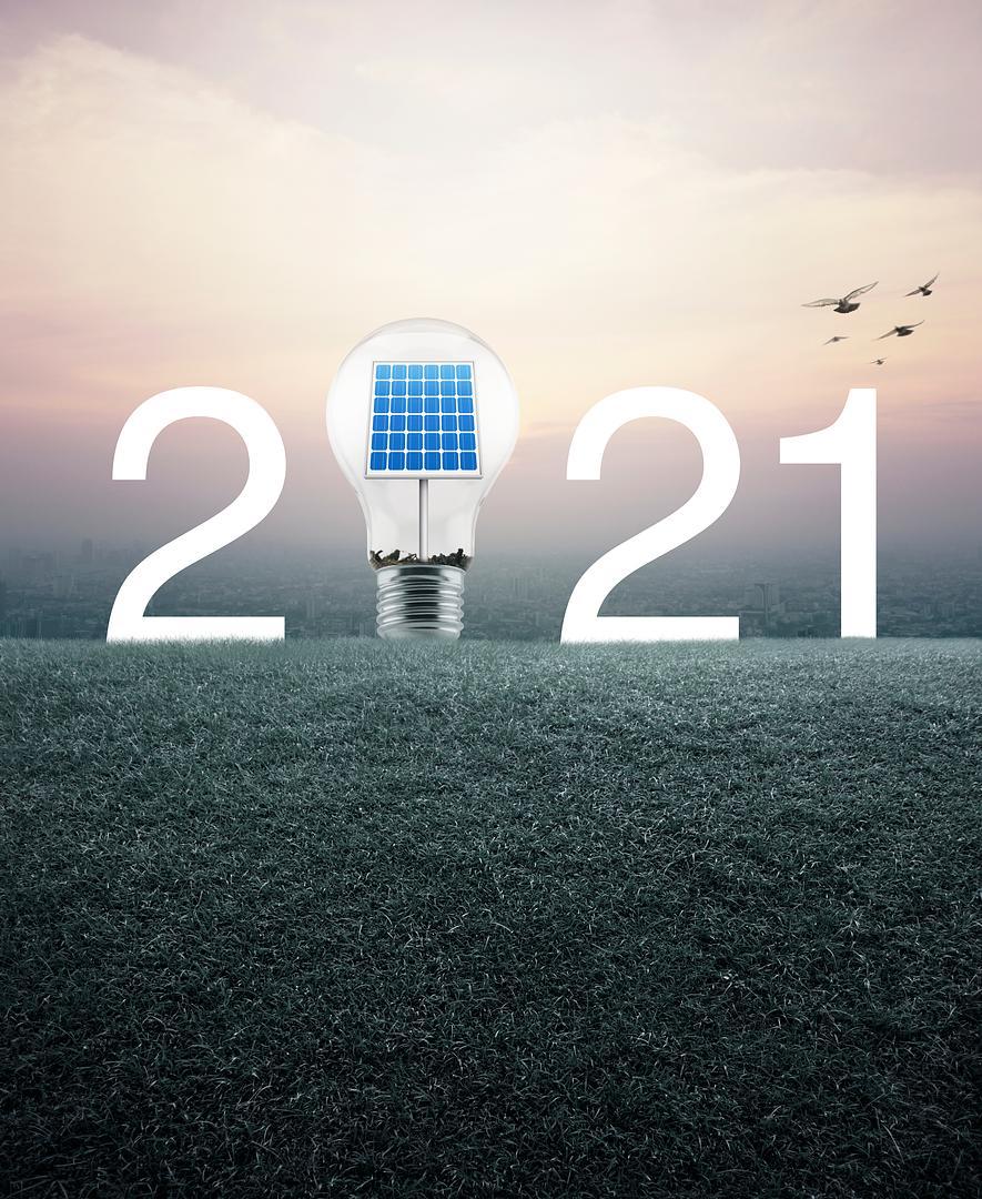 HARNESS THE SUN IN 2021!