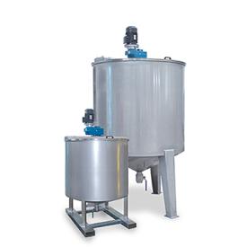MIX - Miscelatori per liquidi