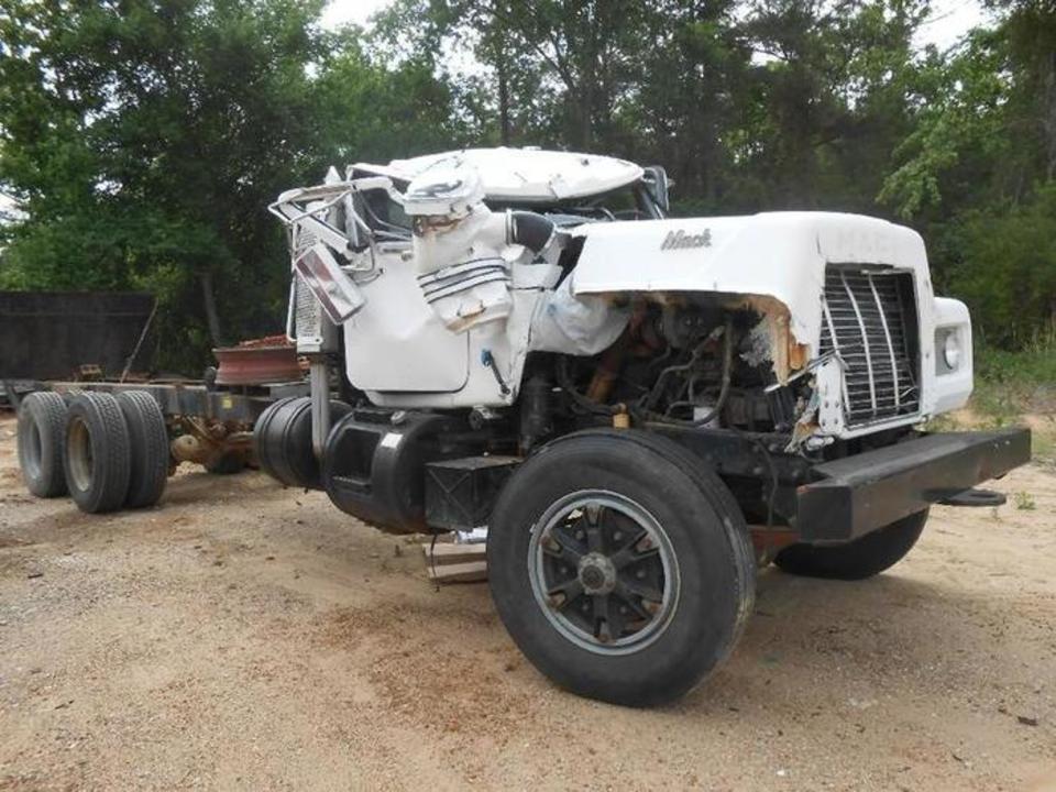 Dismantled Vehicles & Equipment