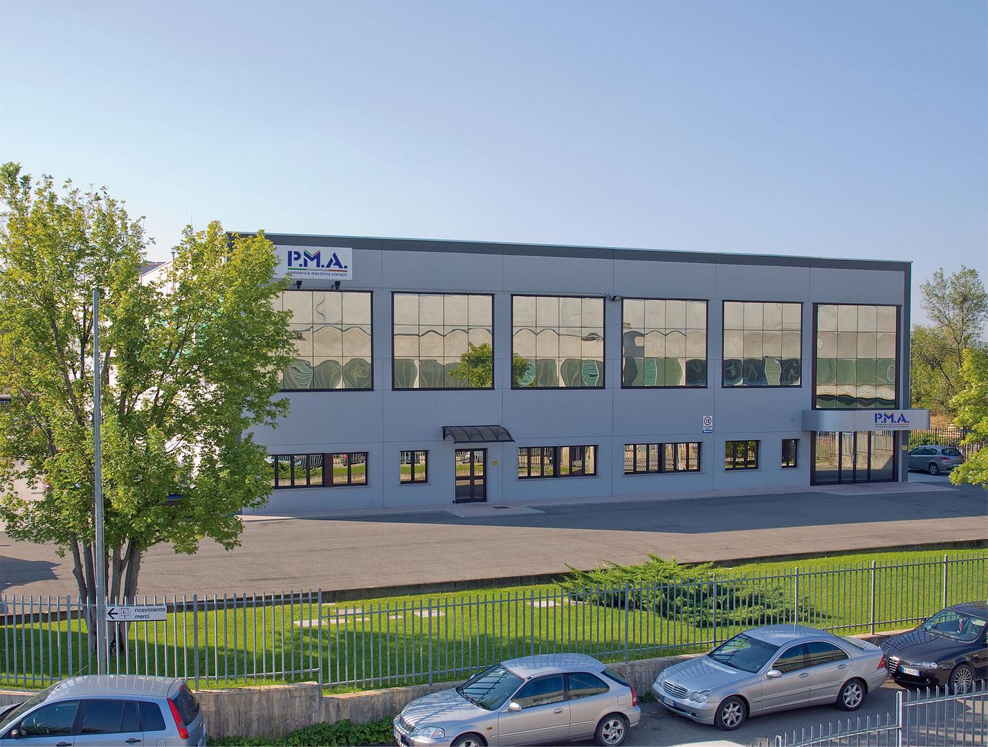 P.M.A. Building