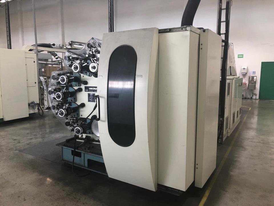 Dry-Offset Printers